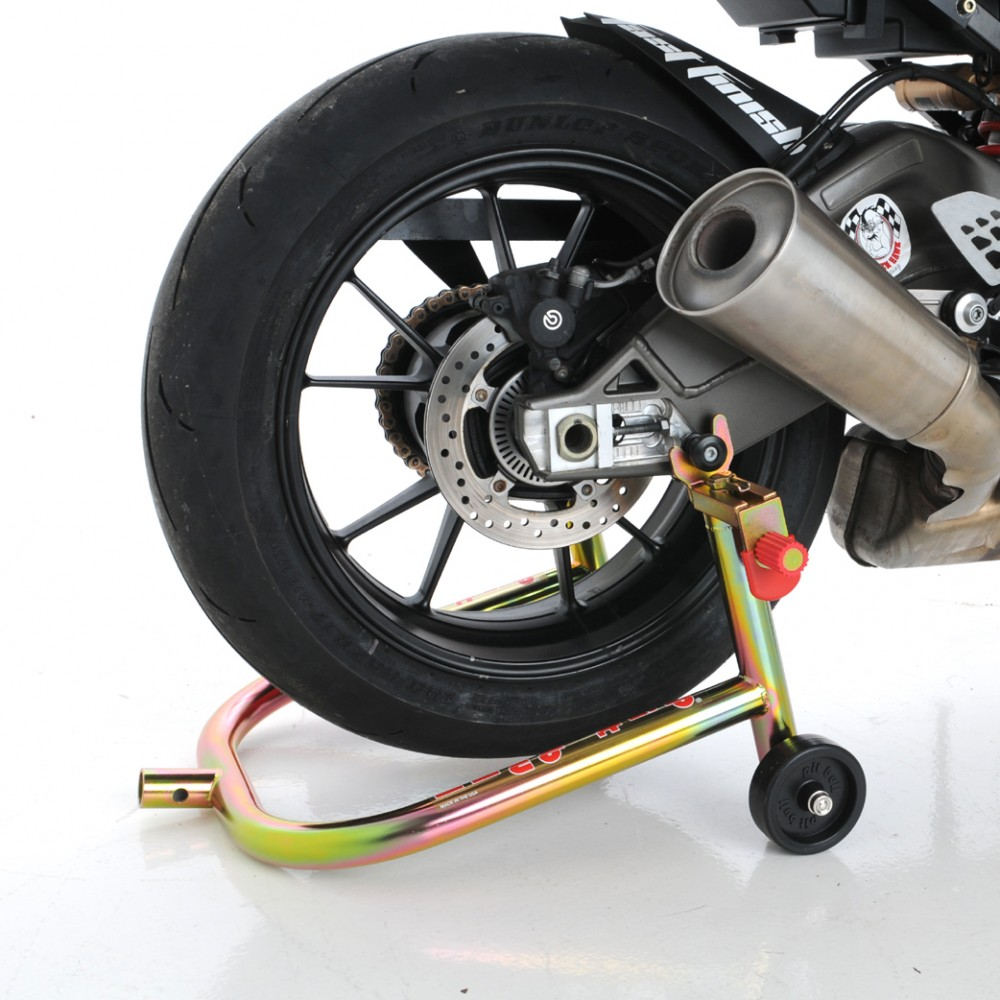 Motorcycle Rear Stand Spools