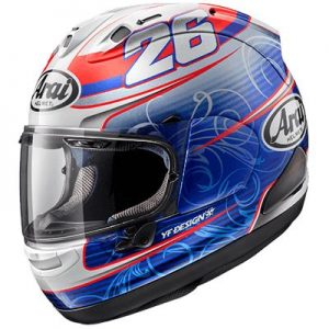 Arai Corsair-X Replica Dani-4 Full Face Helmet - Canada