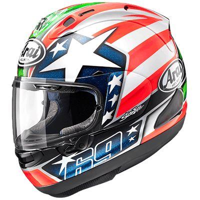 Arai Corsair-X Replica Hayden Nicky-6 Full Face Helmet - Canada