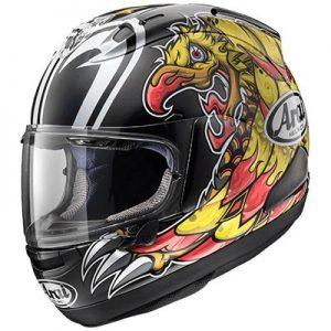 Arai Corsair-X Replica Nakasuga Full Face Helmet - Canada