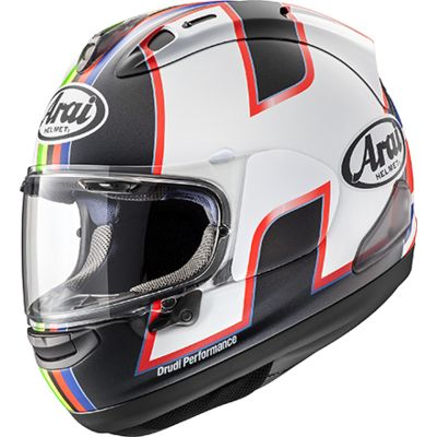 Arai Corsair-X Replica Haslam Black Full Face Helmet