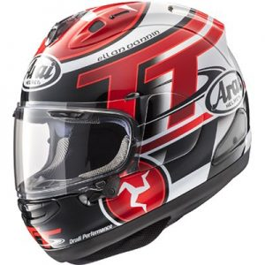 Arai Corsair-X IOM 2016 Isle of Mann Full Face Helmet - Canada