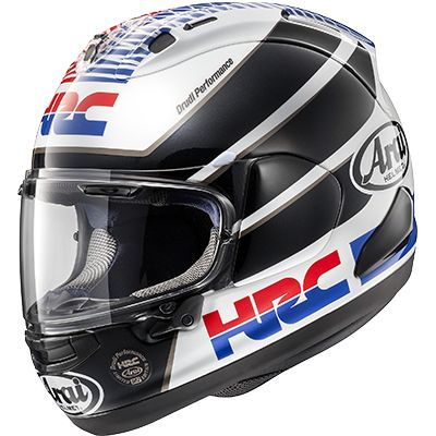 Arai Corsair-X Replica HRC Full Face Helmet - riderschoice.ca - Canada