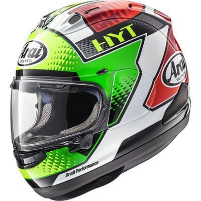 Arai Corsair-X Replica Giugliano Full Face Helmet - riderschoice.ca - Canada