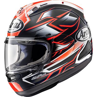Arai Corsair-X Ghost Full Face Helmet - riderschoice.ca - Canada