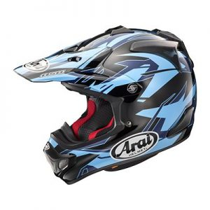 Arai VX-PRO4 Dazzle Adventure/Off Road/Dual Sport Full Face Helmet - Canada