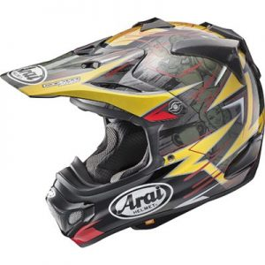 Arai VX-PRO4 Trophy Girl Adventure/Off Road/Dual Sport Full Face Helmet - Canada