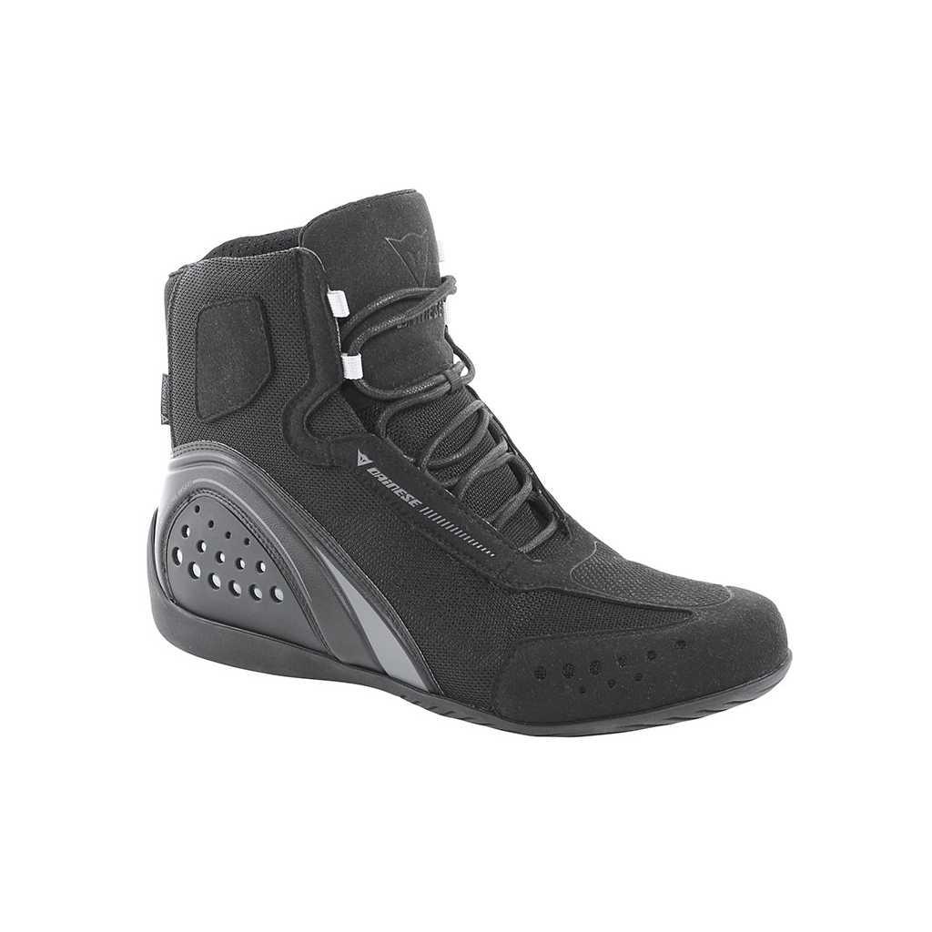 Black Shoe Boots Size