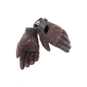 Dainese Blackjack Unisex Short Leather Gloves - Canada