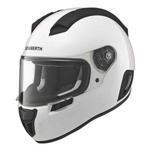 Schuberth SR2 Solid Full Face Helmet - Ridershoice.ca - Canada