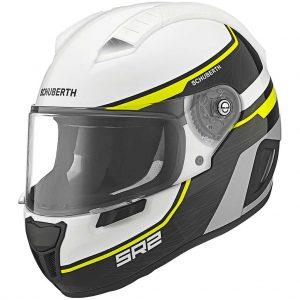 Schuberth SR2 Lightning Full Face Helmet - Riderschoice.ca - Canada