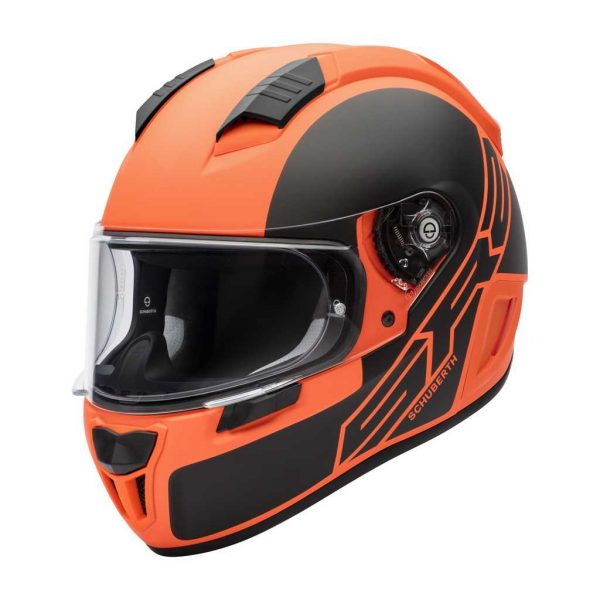 Schuberth SR2 Traction Full Face Helmet - Riderschoice,ca - Canada