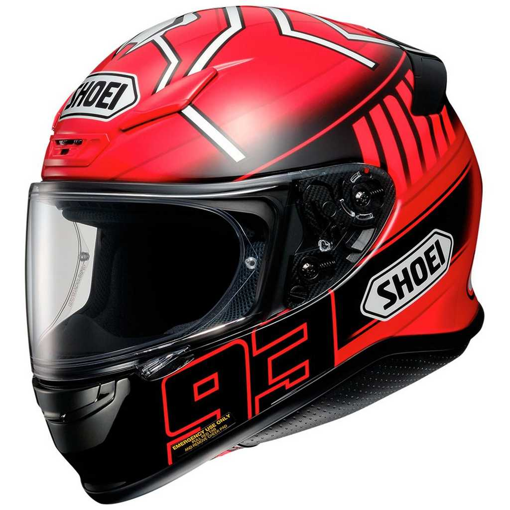 Shoei RF-1200 Marquez3 Full Face Helmet - Canada