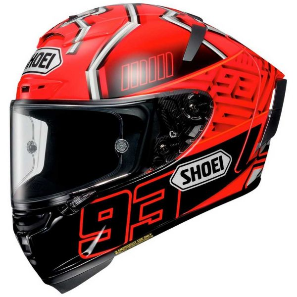 Shoei X-Fourteen Marquez4 Full Face Helmet - Canada