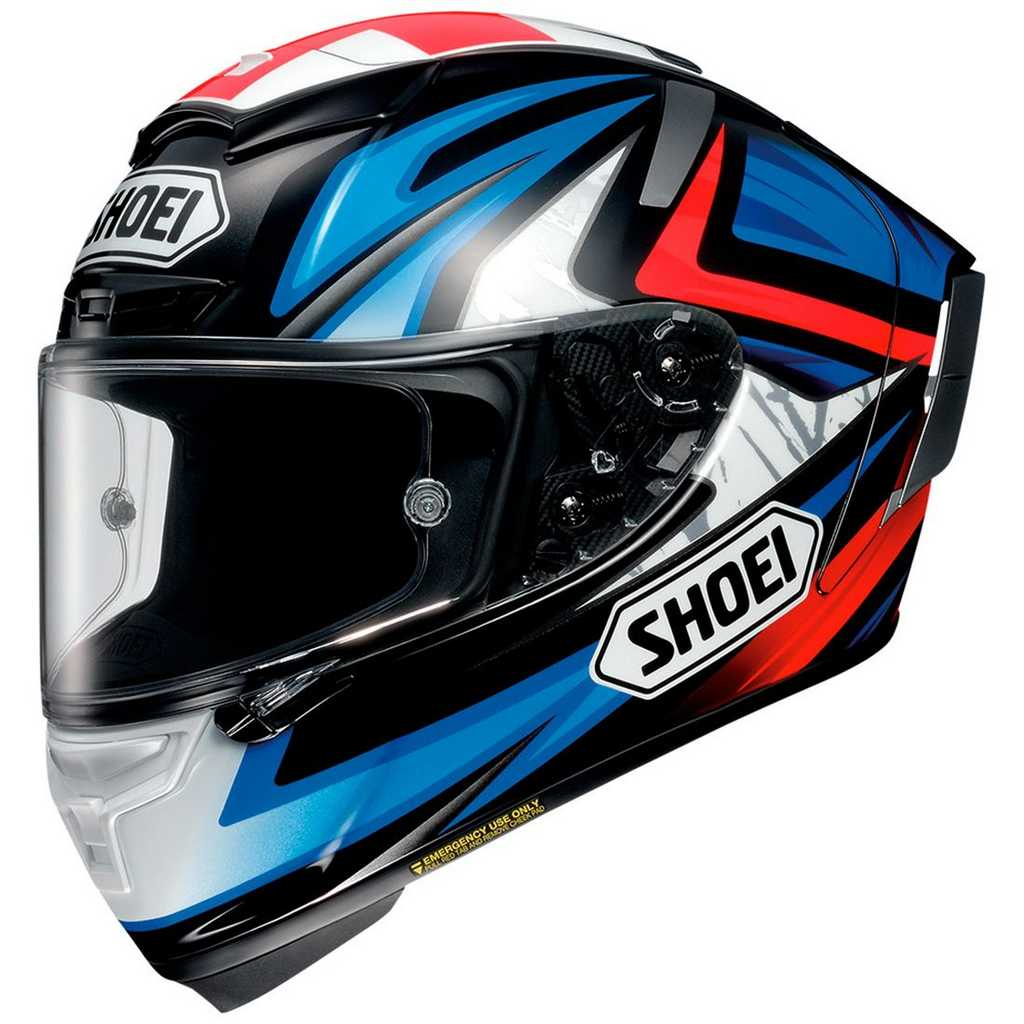 Shoei X-Fourteen Bradley Smith Full Face Helmet - Canada