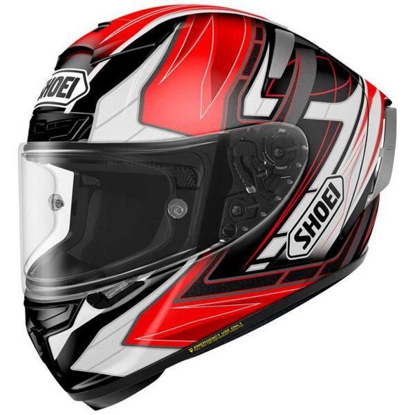 Shoei X-Fourteen Assail Full Face Helmet - Canada