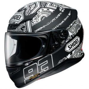 Shoei RF-1200 Marquez Digi Ant Full Face Helmet - Canada