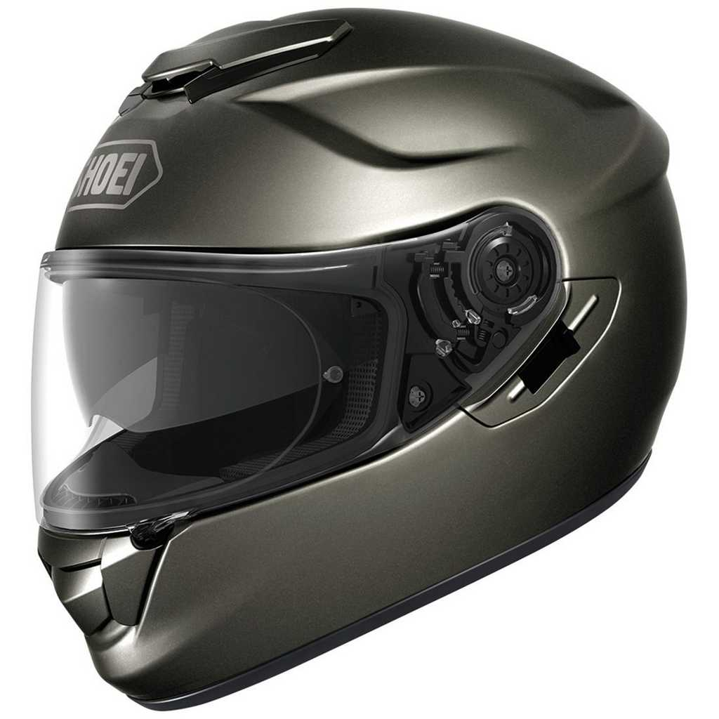 shoei gt air solid metallic full face helmet riders choice come here ride anywhere. Black Bedroom Furniture Sets. Home Design Ideas