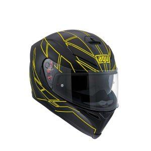 AGV K-5 S Multi Hero Full Face Helmet - riderschoice.ca - Canada