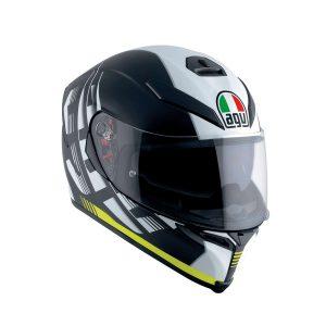 AGV K-5 S Multi DarkStorm Full Face Helmet - riderschoice.ca - Canada