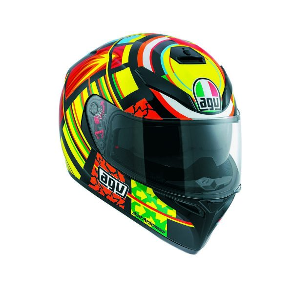 AGV K-3 SV Top Elements Full Face Helmet - riderschoice.ca - Canada
