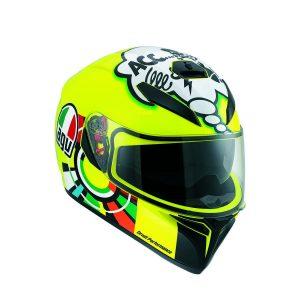 AGV K-3 SV Top Misano 2011 Full Face Helmet - riderschoice.ca - Canada