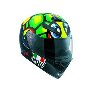 AGV K-3 SV Top Tartaruga (Turtle) Full Face Helmet - riderschoice.ca - Canada