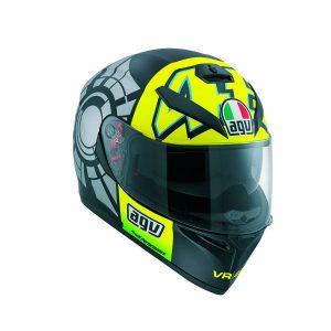 AGV K-3 SV Top Winter Test 2012 Full Face Helmet -riderschoice.ca - Canada