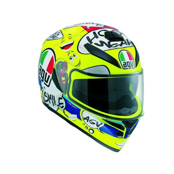 AGV K-3 SV Multi Groovy Full Face Helmet - Riderschoice.ca - Canada