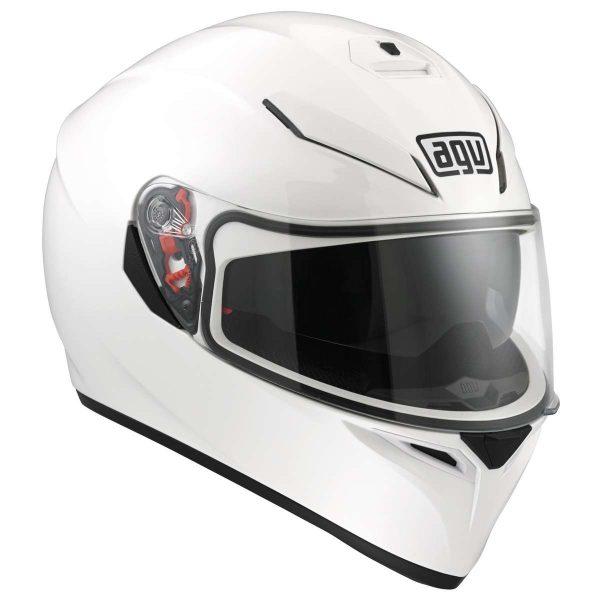 AGV K-3 SV Solid Full Face Helmet - Riderschoice.ca - Canada