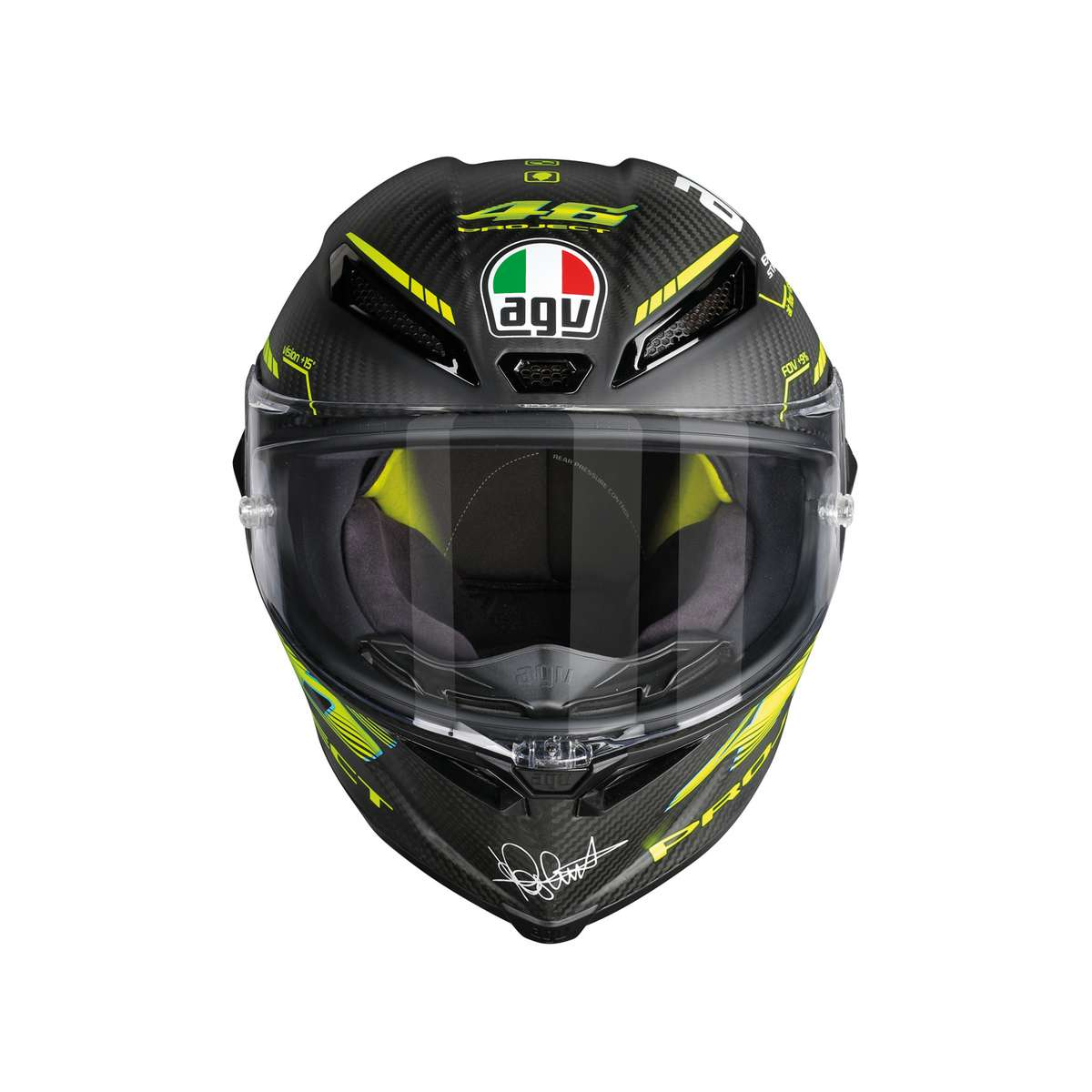 agv pista gp r top project 46 2 0 full face helmet. Black Bedroom Furniture Sets. Home Design Ideas