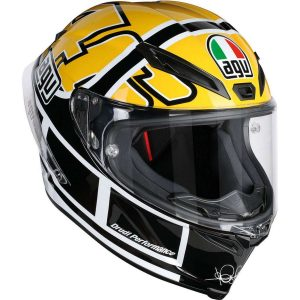 AGV Corsa R Top Rossi Goodwood Full Face Helmet - riderschoice.ca - Canada