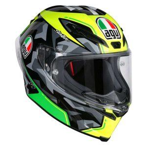 AGV Corsa R Replica Espargaro 2016 Full Face Helmet - riderschoice.ca - Canada