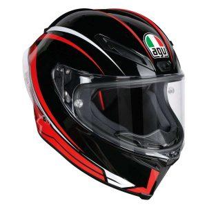 AGV Corsa R Multi Arrabbiata Full Face Helmet - riderschoice.ca - Canada