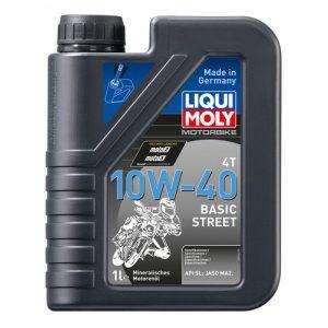 Liqui Moly 4T Basic Street Mineral Oil