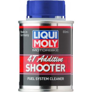 Liqui Moly Motorbike 4T Fuel Additive Shooter 80ml