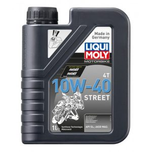 Liqui Moly 4T Street Full Synthetic Oil