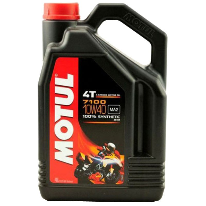 motul 7100 4t full synthetic oil riders choice come. Black Bedroom Furniture Sets. Home Design Ideas