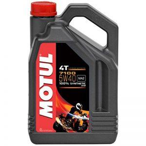 Motul 7100 4T Full Synthetic Oil