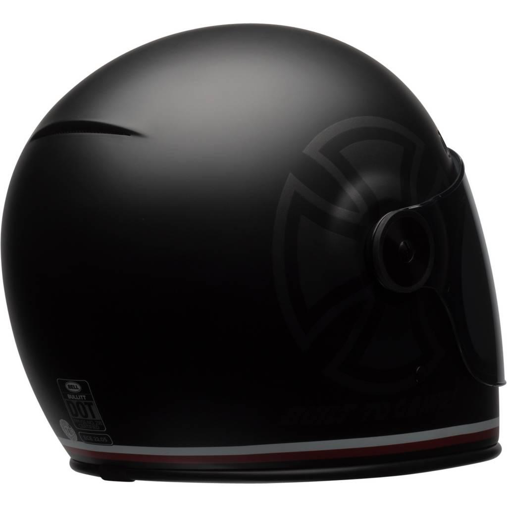 Bell Bullitt Se Culture Helmet Independent Matte Black Br