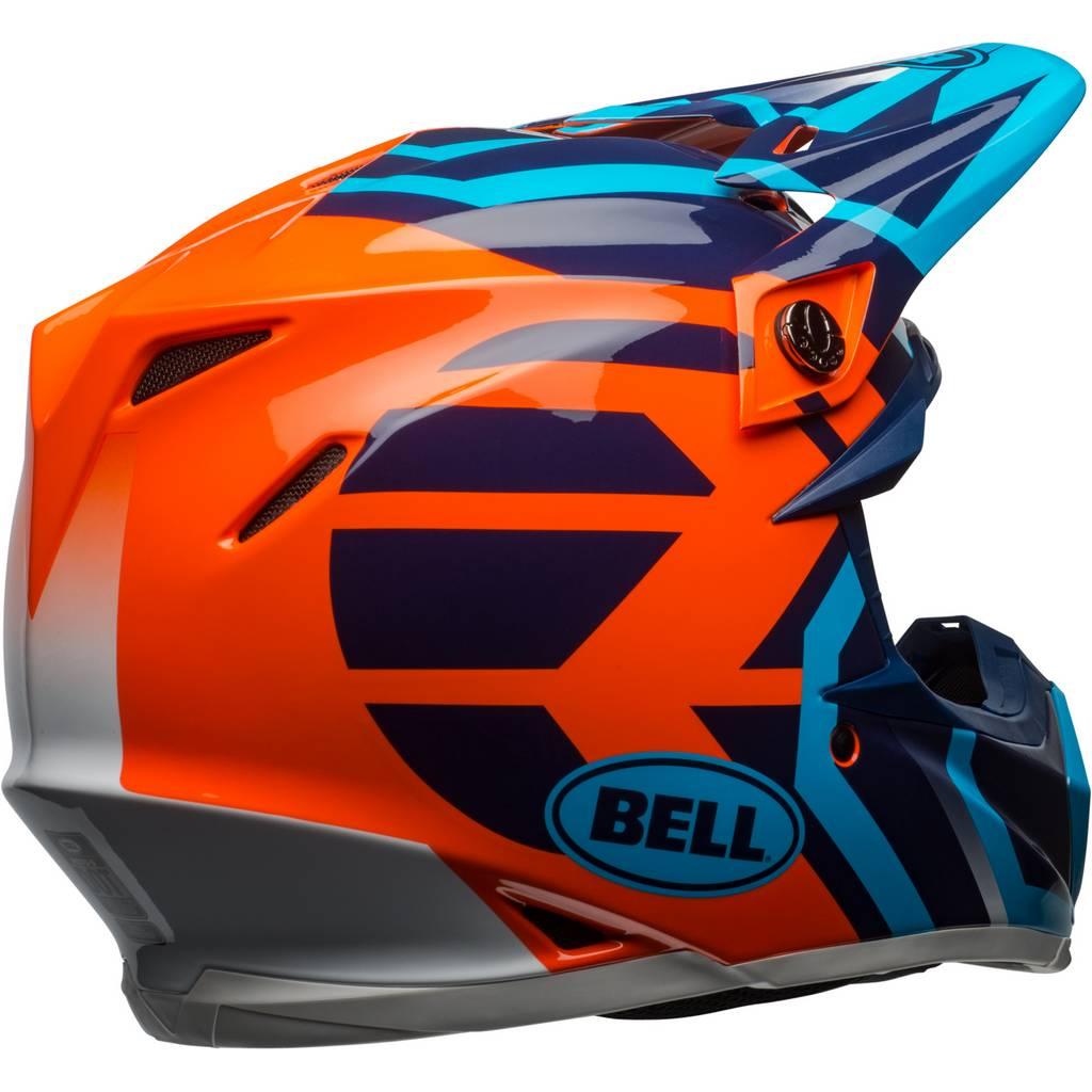 a726b8b193138 Bell Moto-9 MIPS District Full Face Off-Road Helmet
