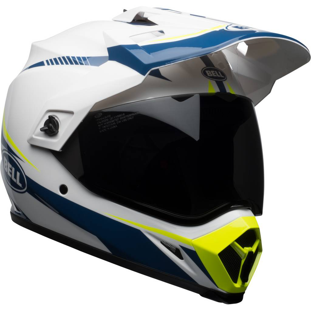 Bell Helmet Sizing >> Bell MX-9 Adventure MIPS Torch Full Face Off-Road Helmet - Riders Choice | Come Here, Ride Anywhere