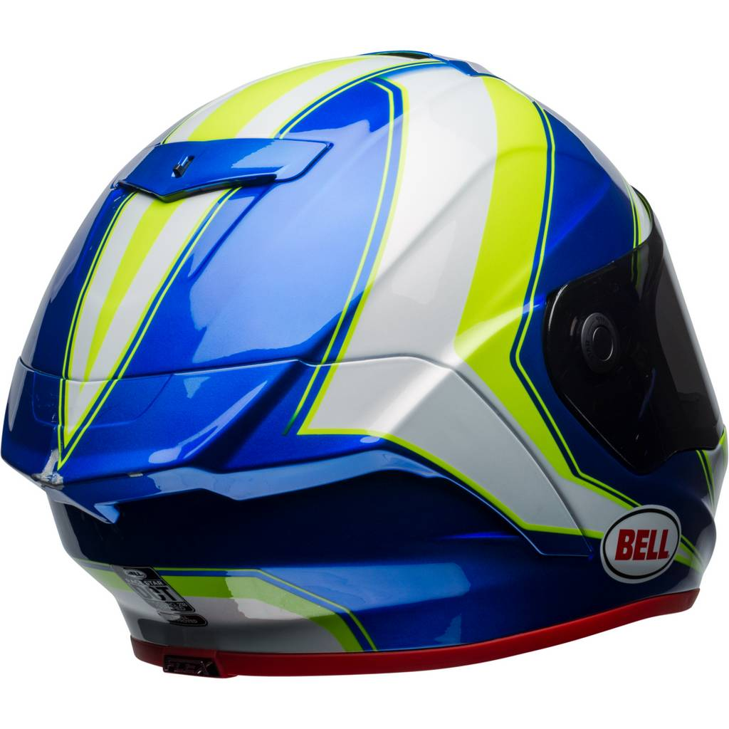Bell Full Face Helmet >> Bell Race Star Sector Full Face Race Helmet - Riders Choice | Come Here, Ride Anywhere