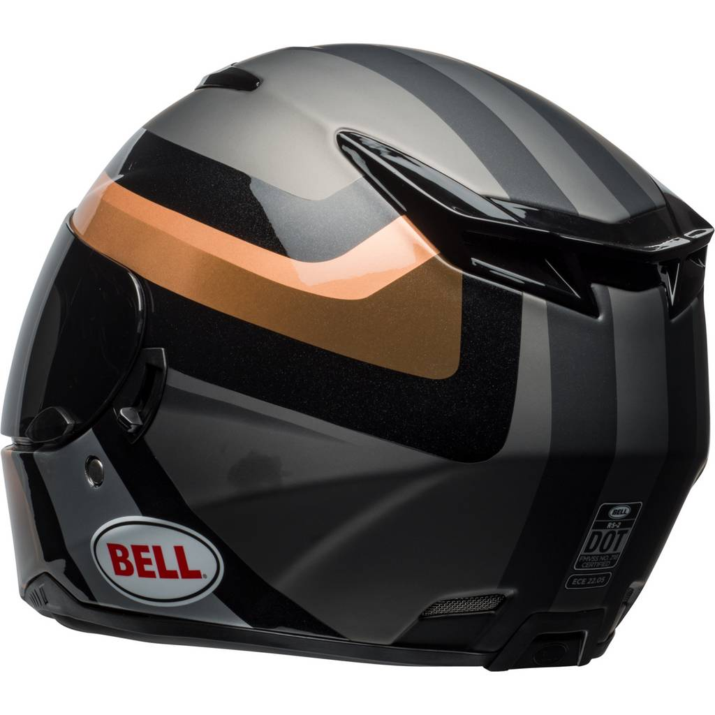 Bell Rs 2 Empire Full Face Helmet Riders Choice Come