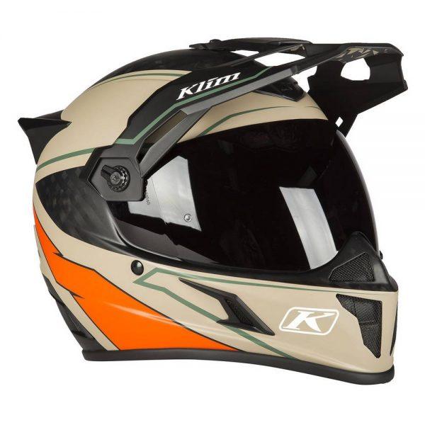 Klim Krios Karbon Adventure Helmet ECE/DOT Valiance - Canada